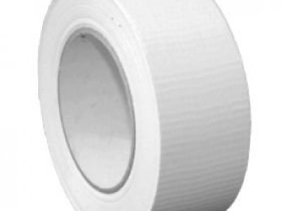Taśma samoprzylepna biała 5cmx33mb
