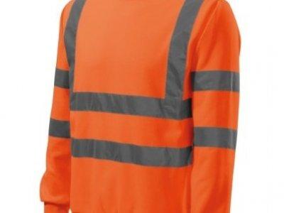 Bluza Essential ostrzegawcza pomarańczowa