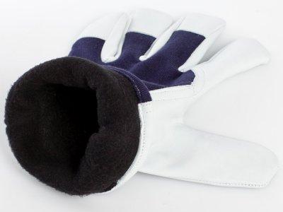 Rękawice skórzane ocieplane X-PERFECT WINTER