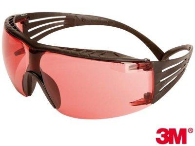 Okulary ochronne SecureFit™ 422X z powłoką Scotchgard™ 3M-OO-SF422X C UNI