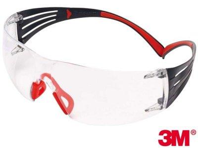 Okulary ochronne SecureFit™ 400 z powłoką Scotchgard™3M-OO-SF400