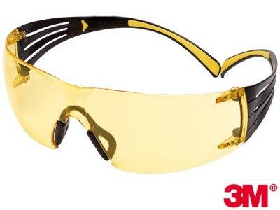Okulary ochronne SecureFit™ 400 z powłoką Scotchgard™ 3M-OO-SF400 Y