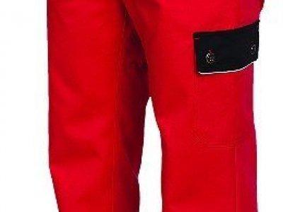 WYPRZEDAŻ!!! Spodnie do pasa Ajaks czerwone OSTATNIE SZTUKI