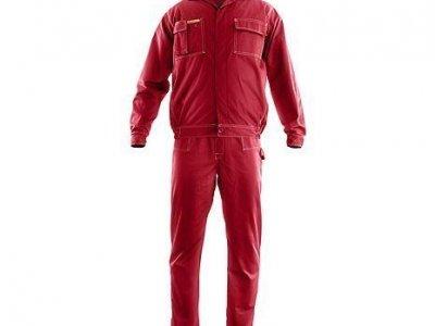 Bluza robocza BRIXTON CLASSIC czerwona WYPRZEDAŻ!!! ostatnie sztuki