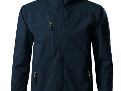 Softshell kurtka męska NANO 531 kolor granatowy (02)