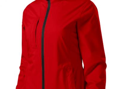 Kurtka damska PACIFIC 3 IN 1534 kolor czerwony (07)