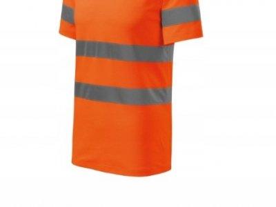 Koszulka ostrzegawcza HV PROTECT1V9 POMARAŃCZOWA S-XXL